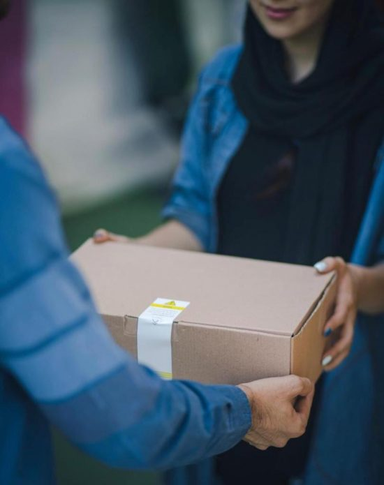 CCE-Package-Shipping